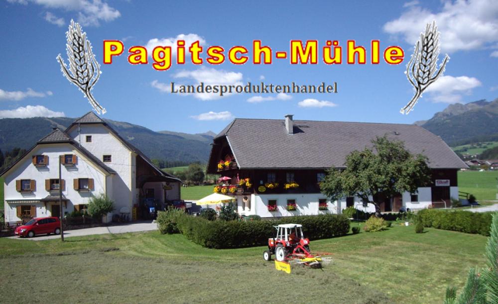 Pagitsch – Mühle